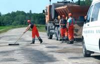 Обновляют лиепайское шоссе