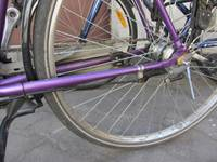 В этом году уменьшилось количество краж и несчастных случаев с велосипедами