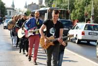 Состоялось шествие гитаристов
