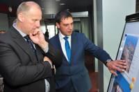Министр обороны – с первым визитом в Лиепае