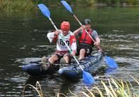 На реке Барта завершили сезон водного туризма