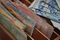 Общая налоговая задолженность достигла 1,474 млрд евро