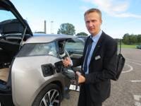 Электромобилей становится все больше