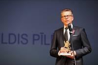 Улдису Пиленсу вручен приз «Народнохозяйственник года»