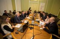 Белорусы изучают возможности сотрудничества