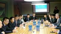 Китайские предприниматели оценивают возможности лиепайского порта
