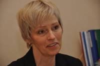 Māra Zeltiņa: Izmaiņas vidē par diviem grādiem nav sīkums