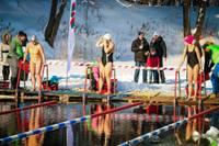 ФОТО: Латвийские тюлени собираются на соревнования в Лиепае