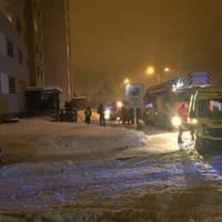 Дополнено – В пожаре погибли двое детей