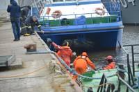 В канале нашли тело утонувшего юноши