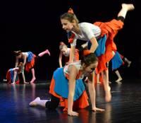 Танец в современных ритмах