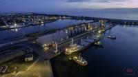 Грузооборот Лиепайского порта вырос на 5,8%