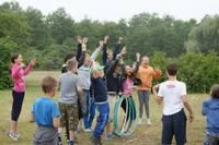 Поддержка летним лагерям