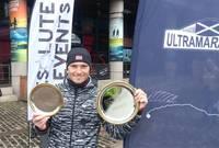 Победил в ультрамарафоне Шотландии