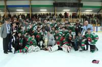 ХК «Лиепая» стал чемпионом Латвии