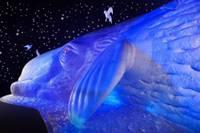 Скульптор снега и льда мирового уровня