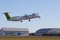 «airBaltic» в мае начнет полеты между Ригой и Лиепаей