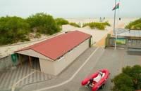 Работу начал комплекс доступности пляжа