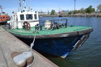 Аукцион старого лоцманского судна «Пилот»