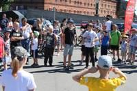 ФОТО: Начался отборочный тур «Детского ралли»