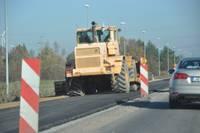 В этом году будет отремонтировано и построено около 1300 км государственных дорог