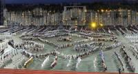 Заключительный концерт Праздника песни и танца посетило рекордно большое число зрителей