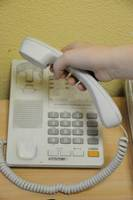 Телефон доверия проводит акцию