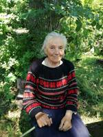Надежды найти пропавшую пожилую женщину тают