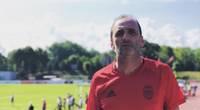 Новым тренером стал аргентинец