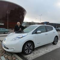 Kaspars Zelčs: Elektromobiļus izvēlēties liedz to augstā cena