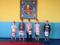 У борцов Лиепайской комплексной школы успехи в Польше