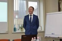 Вилнитис покинул пост руководителя «Лиепаяс папирс», чтобы активнее заняться политикой