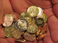 В результате индексации пенсии повысятся на 8-23 евро