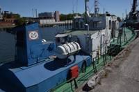 Управление СЭЗ продает лоцманское судно