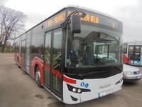 Протестируют новый автобус