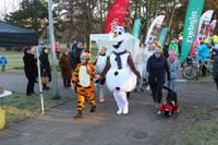 На карнавальном забеге навстречу Году Свиньи
