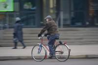 Критикуют городскую вело инфраструктуру