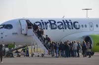 Лиепайский аэропорт во время пандемии в будущее  Covid-19 глядит осторожно