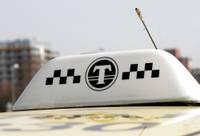 Таксисты на пикете требуют ввести патентную плату