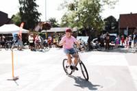Завершились велосипедные соревнования «Детского ралли»