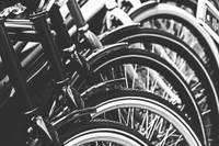 Словили воров велосипеда