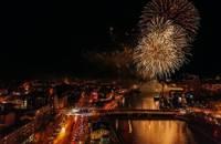 Новогодние торжества в Лиепае. Где и как встречать Новый год