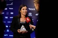 Севастова признана лучшей спортсменкой 2019 года