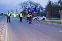 Полиция во время праздников усилит контроль на дорогах