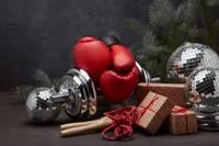Подарок поклоннику спорта на Новый год
