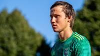Янис Икауниекс забил гол и помог клубу выйти в финал