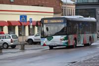 С 1 октября ожидаются изменения на маршрутах Лиепая-Дубени и Лиепая-Гробиня
