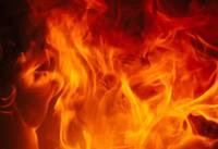 При пожаре в Лиепае погиб человек