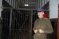 Тюрьму Военного городка посетила лишь одна семья
