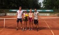 Патриция Шпак одержала победу в чемпионате Риги